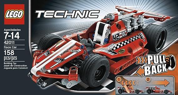 Amazon Lego Technic 42011 Race Car Toys Games