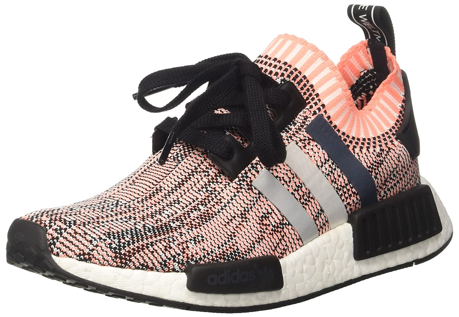 adidas Originals Women's NMD_r1 W Pk Sneaker B01N13I2BF 10 W US|Black Sunglow
