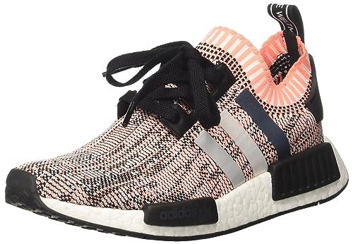 adidas NMD_r1 Primeknit, Zapatillas de Entrenamiento para Mujer: Amazon.es: Zapatos y complementos