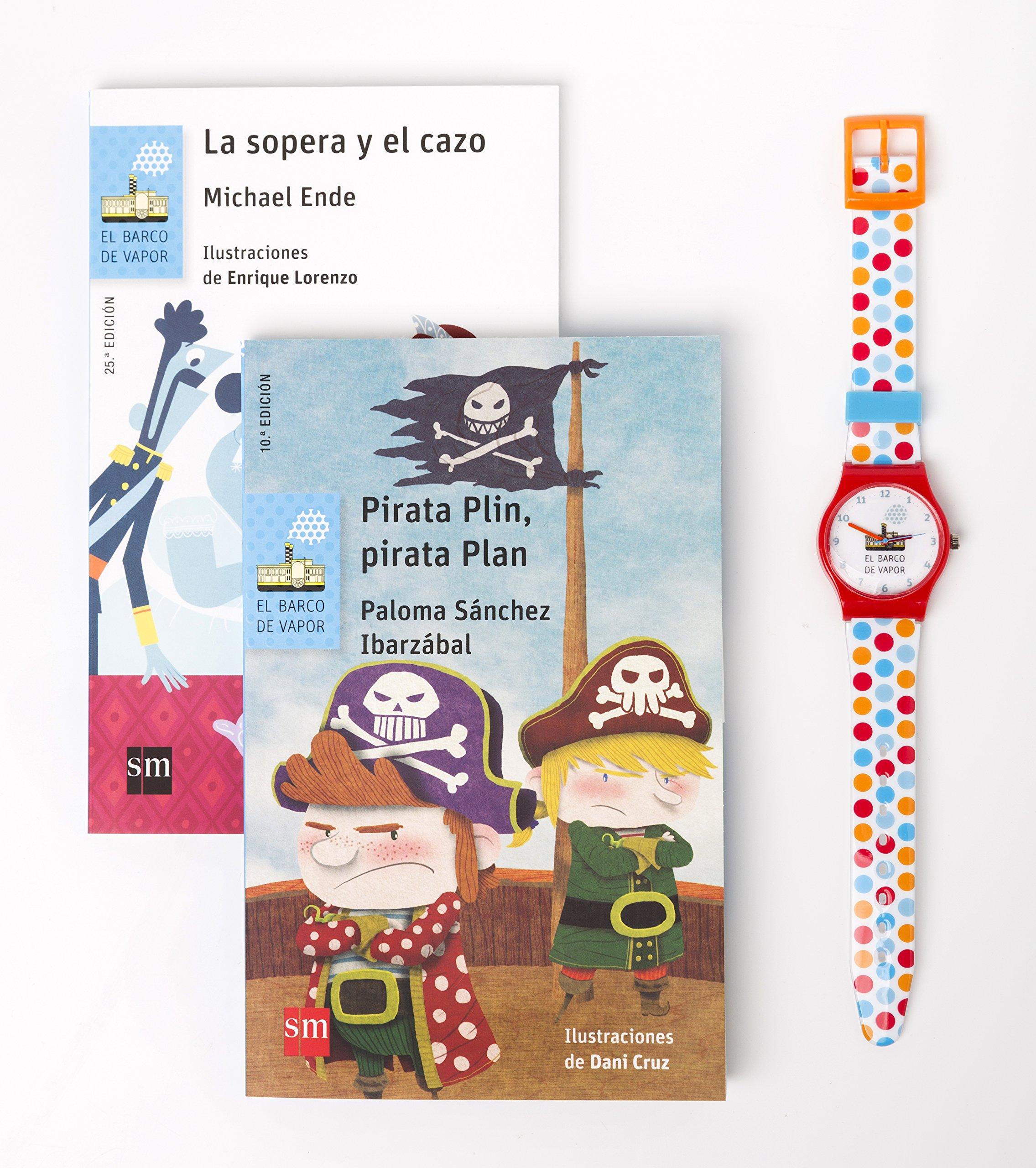 Pack Tiempo para leer. Azul (El Barco de Vapor Azul): Amazon.es ...