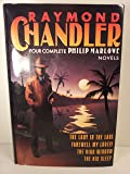 Raymond Chandler: Four Complete Novels