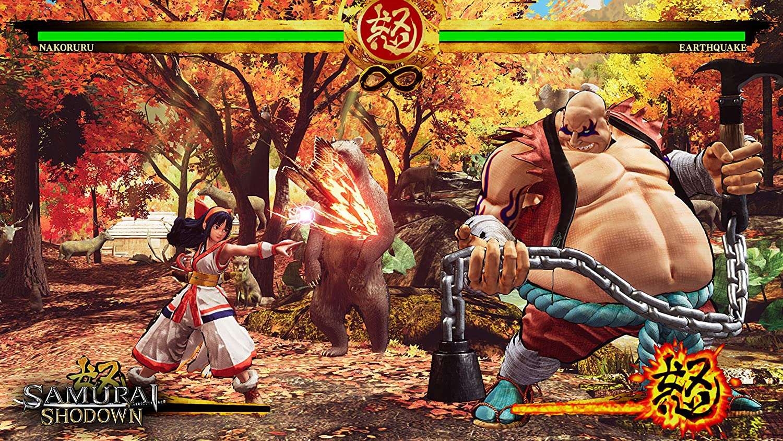 Amazon.com: Samurai Shodown - Xbox One (Xbox One): Video Games