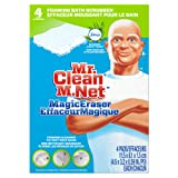 Amazon Price History for:Mr. Clean Magic Eraser Bath Scrubber, 4-Count (Pack of 2)
