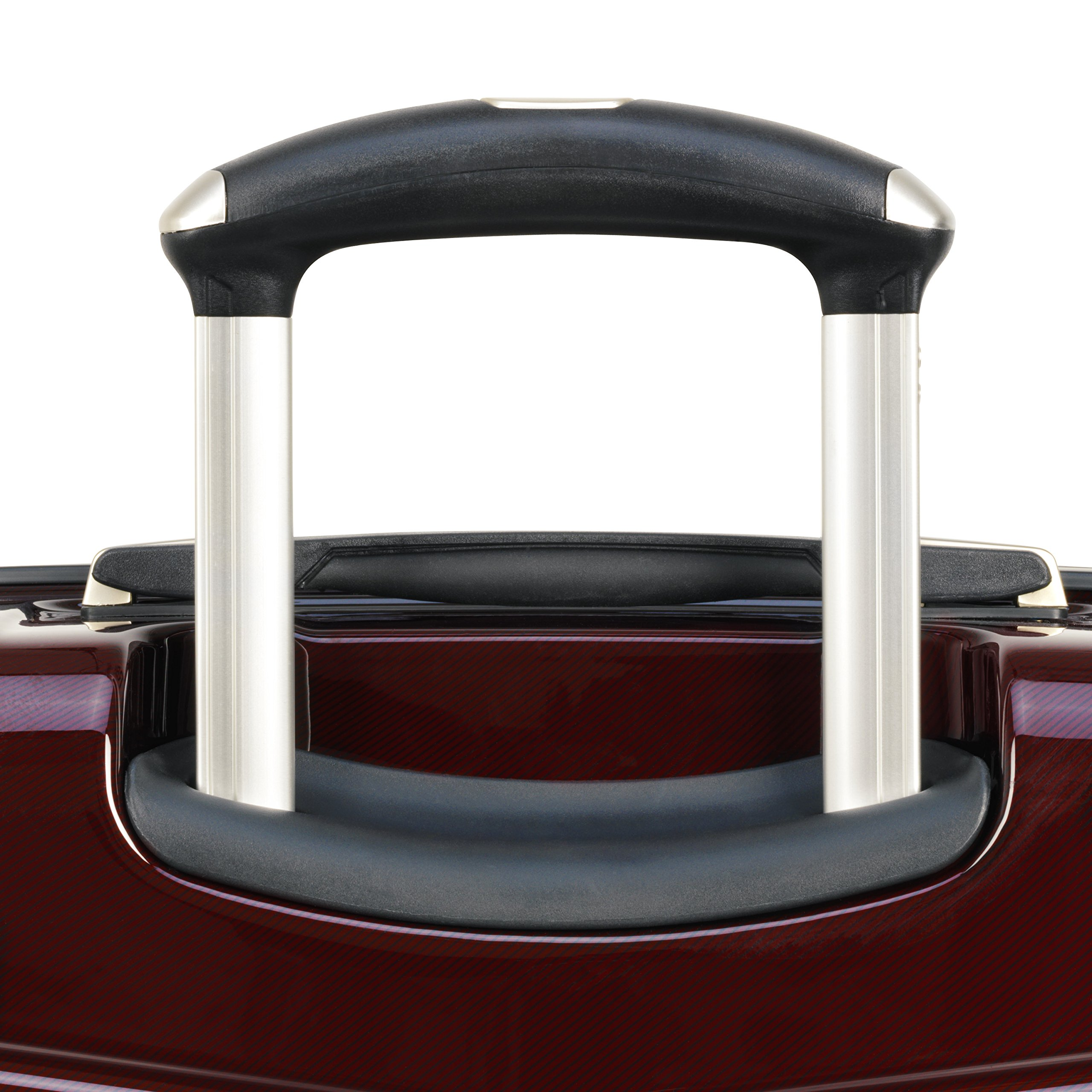 Ricardo Beverly Hills Luggage Rodeo Drive 29-Inch 4-Wheel Expandable Upright, Black Cherry, One Size by Ricardo Beverly Hills (Image #7)