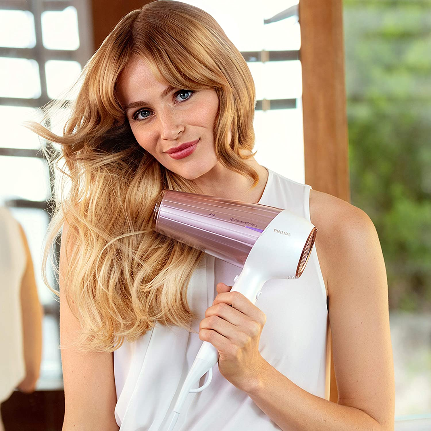 Philips Moisture Protect – Good blow dryer for natural hair