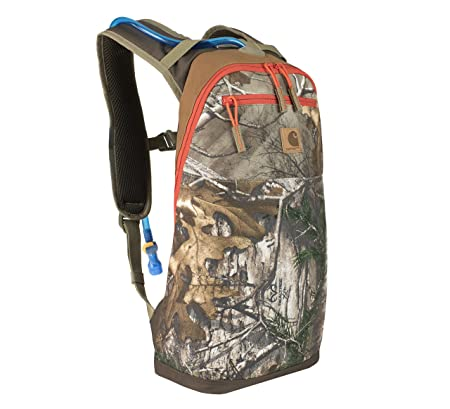 Carhartt Hunt Realtree Camo Hydration Pack with 1.5 Liter Hydration  Bladder  Amazon.co.uk  DIY   Tools