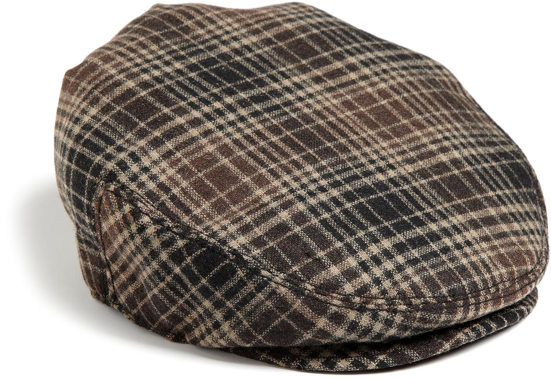 170058651 Amazon.com: Coal Men's The Harrison Brown Plaid: Clothing