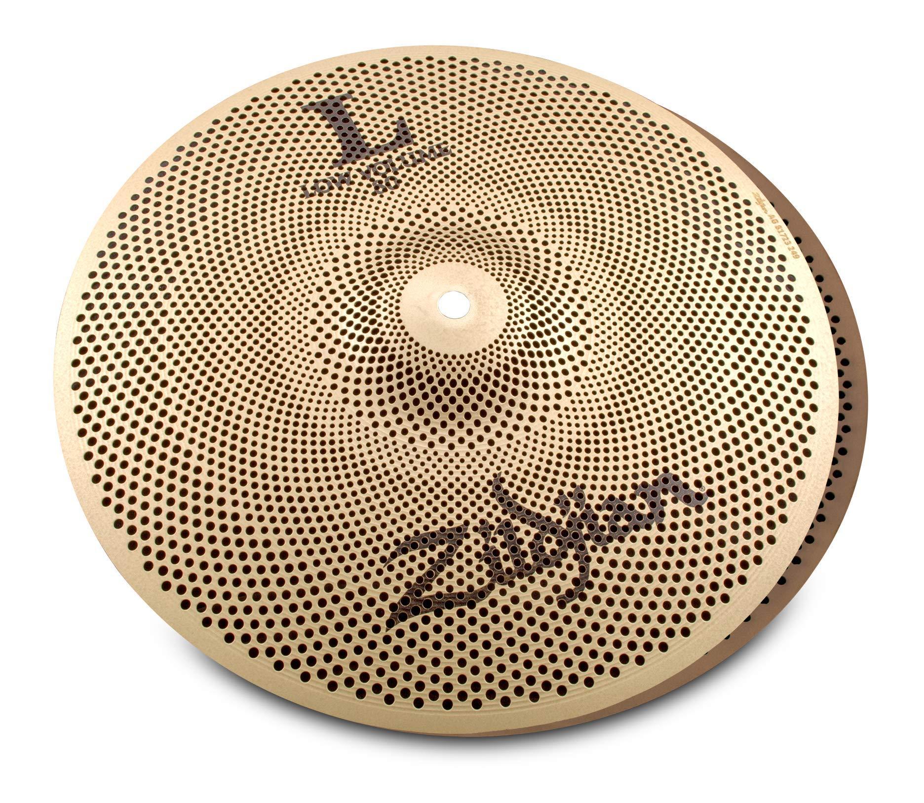 Zildjian Hi-Hat Cymbals (LV8013HP-S) by Avedis Zildjian Company