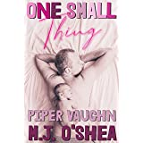 One Small Thing (One Thing Book 1)