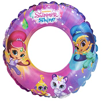 Shimmer And Shine Shimmer & Shine Flotador Hinchable (Saica 2654)