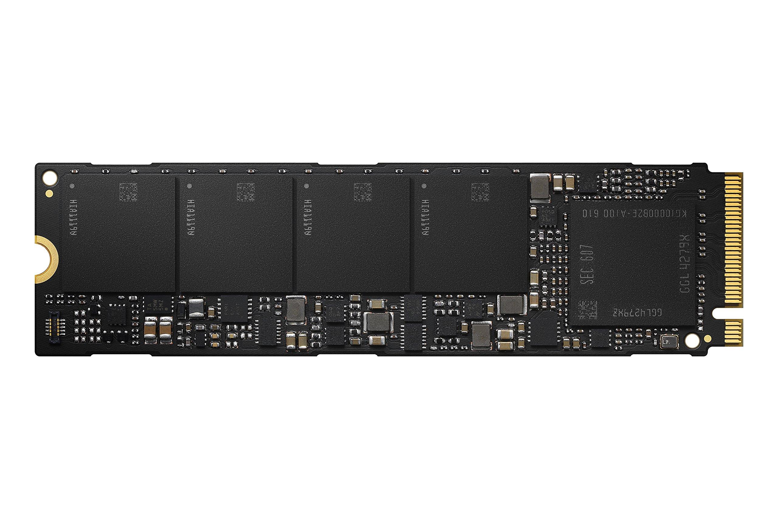 Samsung 960 PRO Series - 512GB PCIe NVMe - M.2 Internal SSD (MZ-V6P512BW) by Samsung (Image #4)