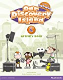 Our Discovery Island 4 Activity Book Pack - 9788498377880