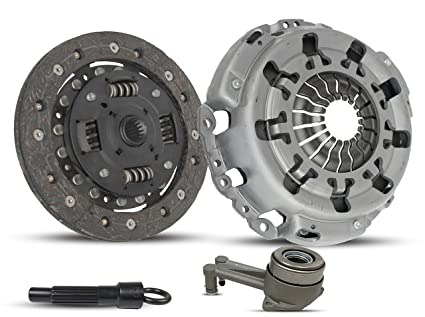 Image Unavailable. Image not available for. Color: Hd Clutch Kit For Ford Fiesta ...