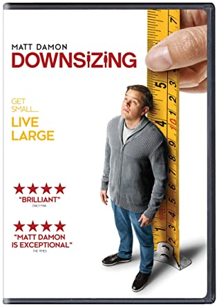 amazon in buy downsizing dvd blu ray online at best prices in rh amazon in