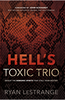 The spirit of asaph awakening a new generation of prophetic hells toxic trio defeat the demonic spirits that stall your destiny fandeluxe Choice Image