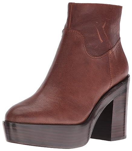 Ash Women's Dakota Ankle Bootie, Cacao, ...