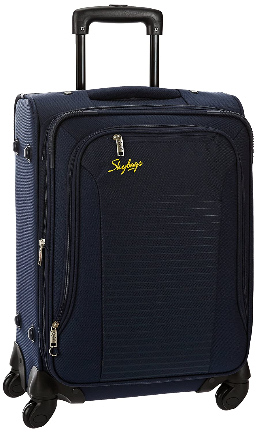 Skybags Footloose Napier 56 cms Blue Softsided Carry-On (STNAW56EDBL)