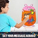 Tabletop Chalkboard/Dry Erase