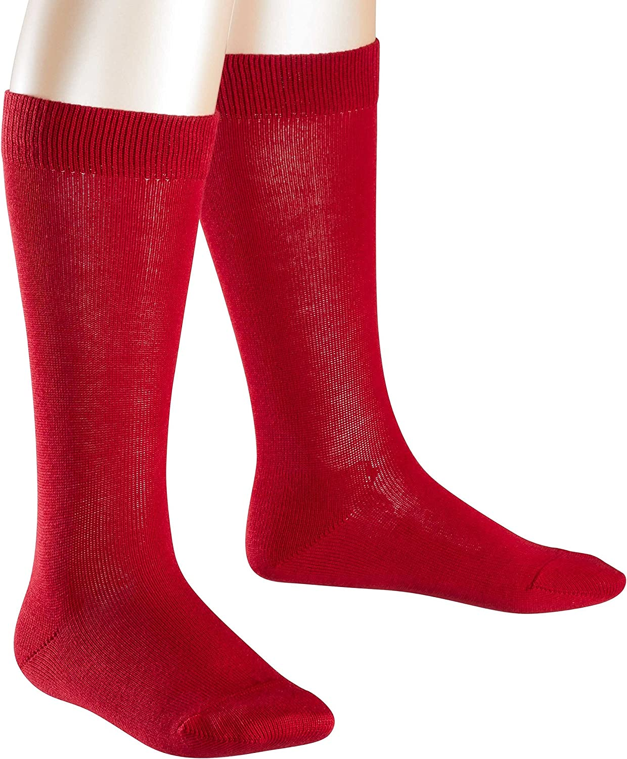 durable EU 23-42 Multiple Colours 94/% Cotton UK sizes 6 Year-round quality 1 Pair kid FALKE Kids Family Knee-Highs ideal for boots - 8