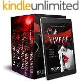CLUB VAMPIRE: Special Edition RED VEIL DIARIES Bundle (Volumes 1-5)