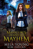 Manicures and Mayhem: Supernatural Academy Reverse Harem (Beautiful Beasts Academy Book 1) (English Edition)