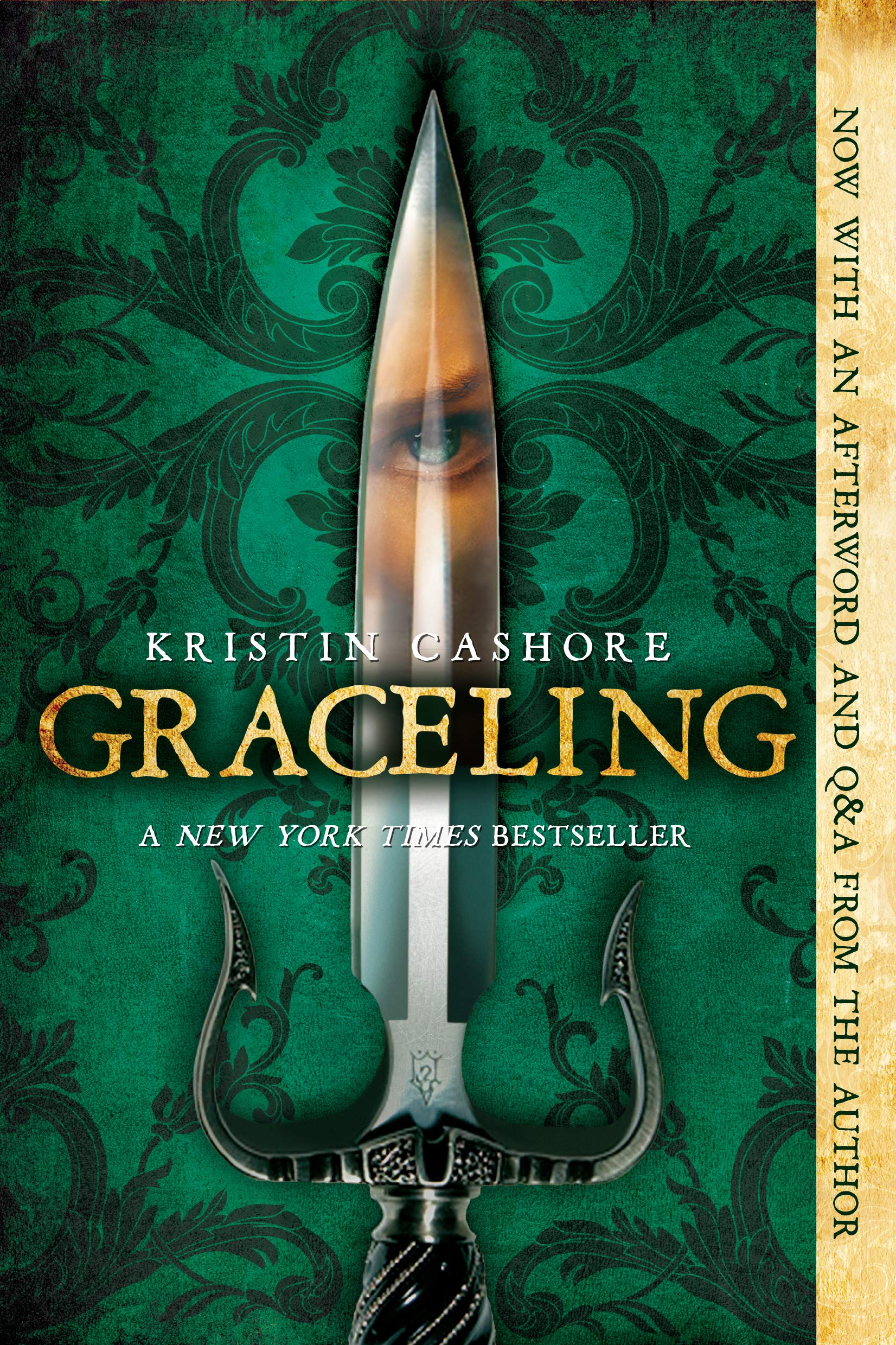 Amazon.com: Graceling (9780547258300): Cashore, Kristin: Books