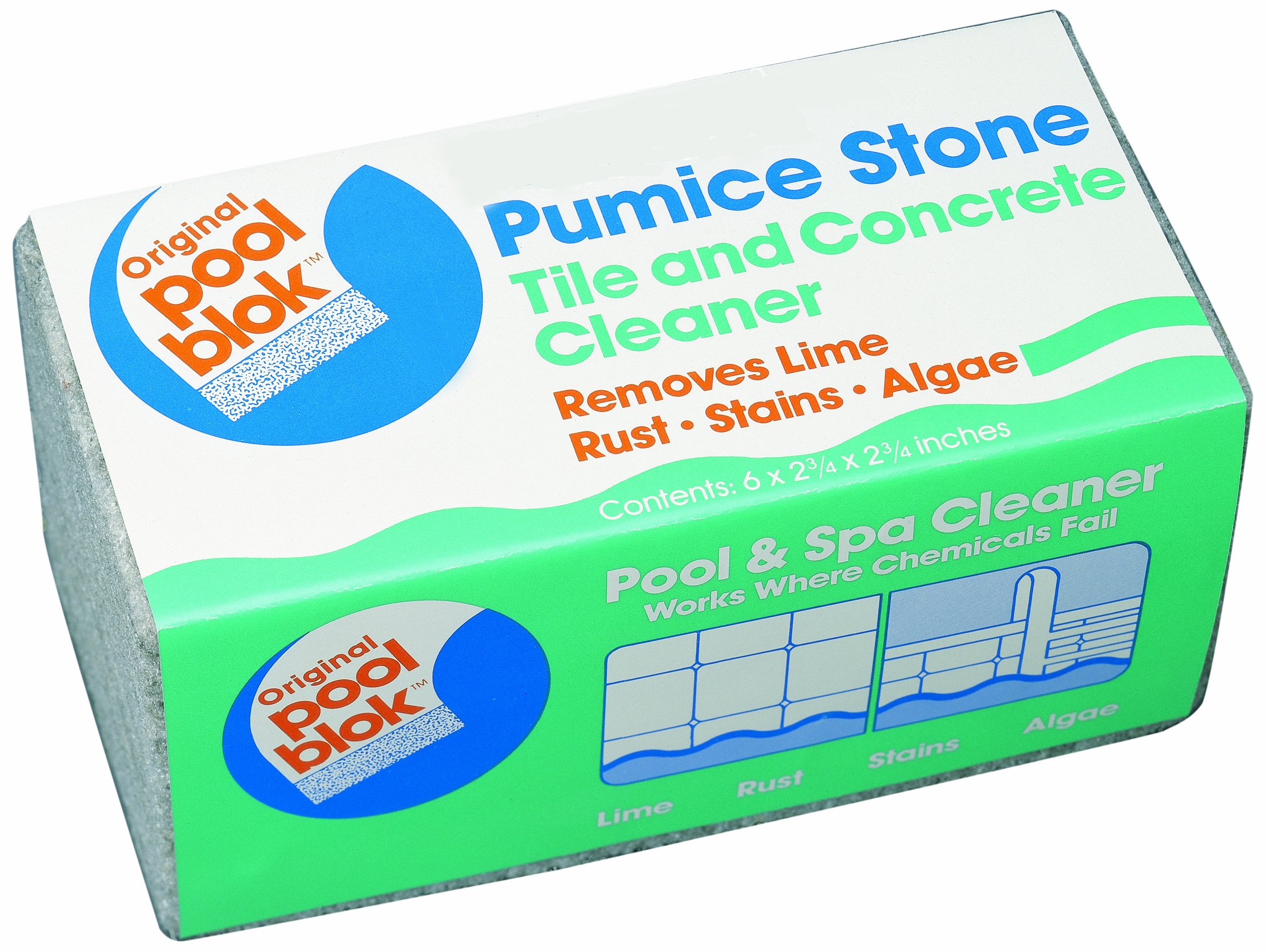 Pumie pool blok PB-12 Tile and Concrete Cleaning Pumice Stone for Pools