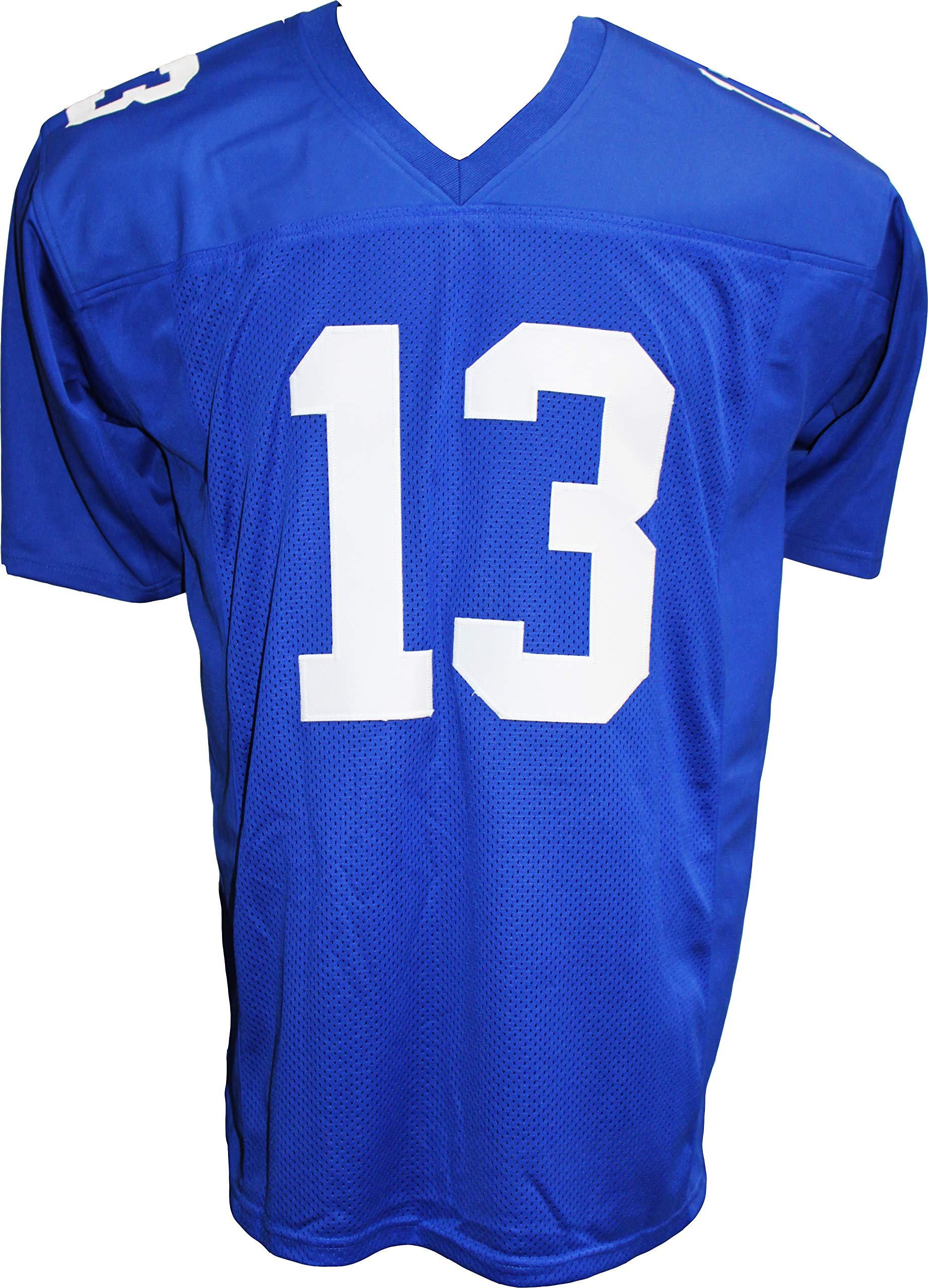 Authentic Odell Beckham Jr. Autographed Signed Custom Jersey (JSA COA) New York Giants WR