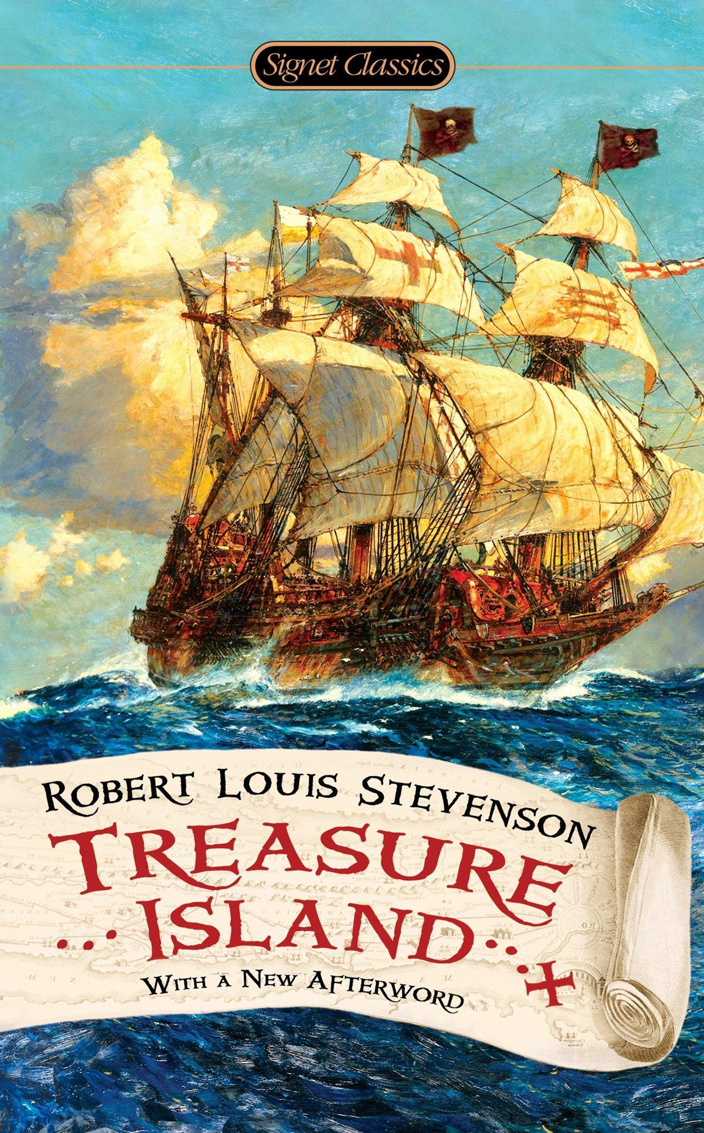 Treasure Island (Signet Classics) PDF ePub fb2 book