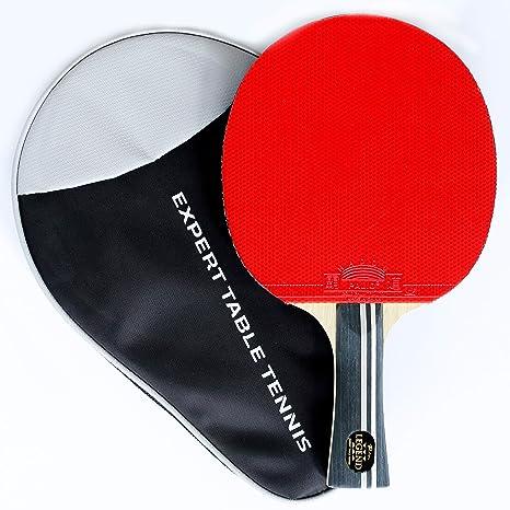 Palio Legend 3.0 - Raqueta de Tenis de Mesa y Funda ...