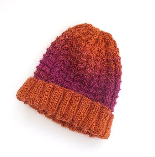 3135fad3c3b Orange Winter hat