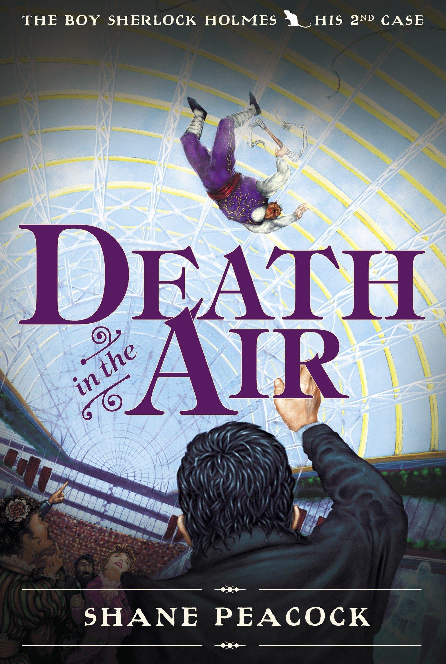 Death in the Air (The Boy Sherlock Holmes) PDF