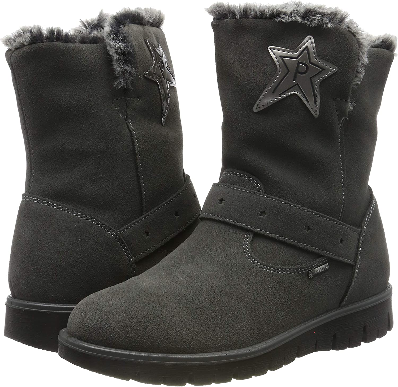 mezcla corazón saldar  Zapatos para niña Primigi Gore-Tex Pro 43790 Botas Estilo Motero para Niñas  Zapatos y complementos saconnects.org