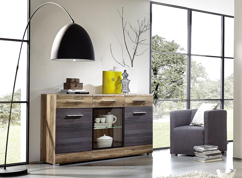 Stella Trading HTDP591021 Sideboard, Holz, braun, 43 x 150 x 93 cm ...