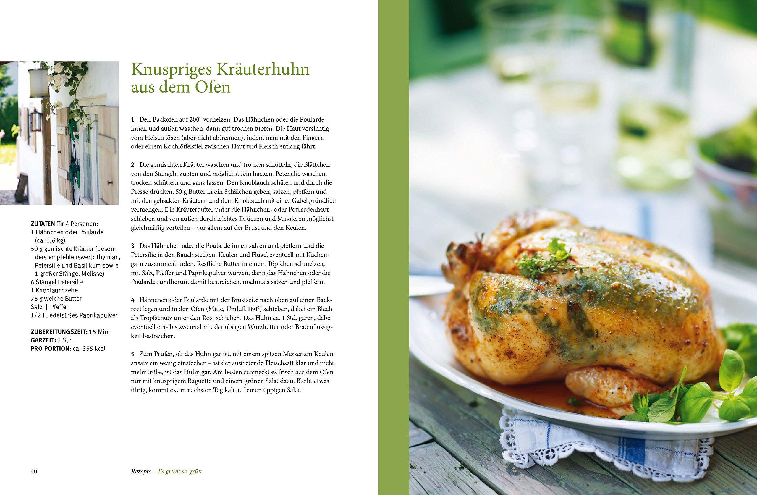 Sommerküche Hähnchen : Sommerküche voller sonne und aroma gu themenkochbuch amazon