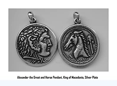 Alexander Der Großepferd Anhänger Griechische Götter Und Göttin