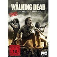 The Walking Dead - Die komplette achte Staffel [6 DVDs]
