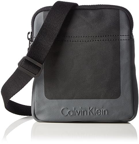 dfa500420ec Calvin Klein Jeans K50K501622 - Bolso Bandolera de algodón Hombre ...