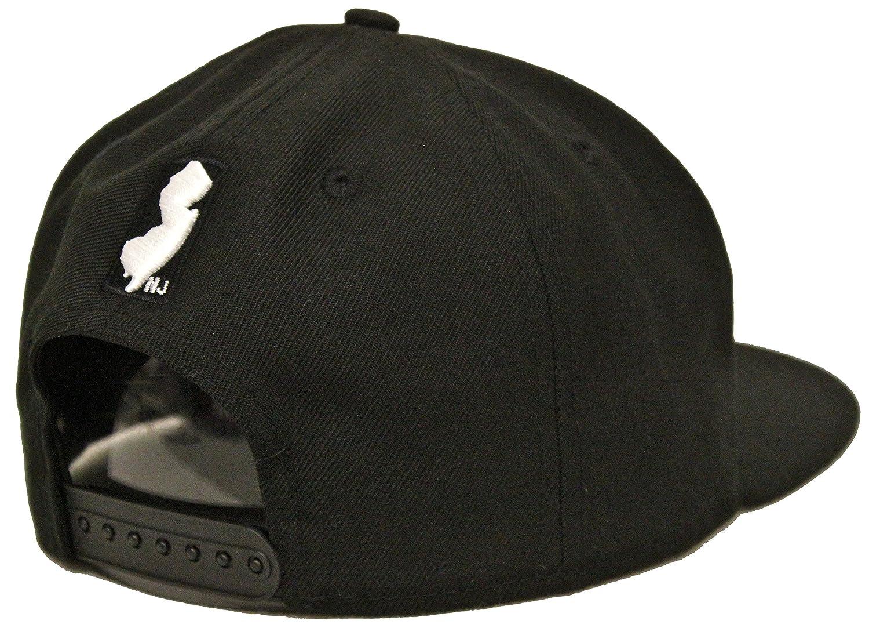 New Era 9Fifty I Run New Jersey NJ Black Snapback at Amazon Men s Clothing  store  e5fd74fa148f