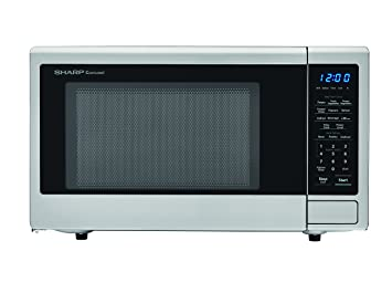 sharp microwaves zsmc1132cs sharp 1000w countertop microwave oven 11 cubic foot stainless steel - Sharp Drawer Microwave