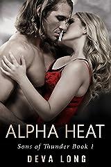 Billionaire Paranormal Dark Romance: Alpha Heat (Sons of Thunder MC Book 1) Kindle Edition
