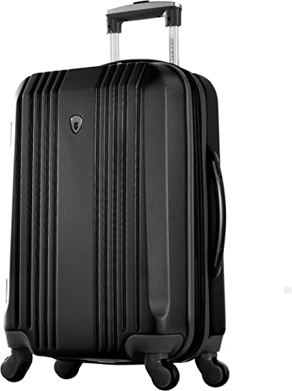 Olympia Apache Ii 21 Carry On Spinner Black Black One Size Carry Ons