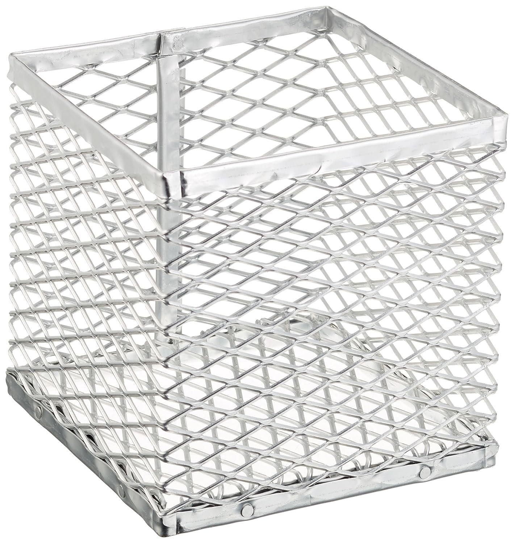 Neolab 2 Aluminium Alu 5090 Basket, Small, 152 mm x 152 mm x 152 mm 152mm x 152mm x 152mm 2-5090