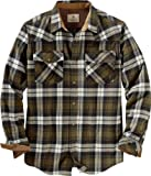 Legendary Whitetails Mens Shotgun Western Flannel Shirt