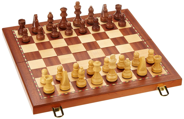 Philos 2614 - Schachkassette, Feld 42 mm, Königshöhe 76 mm, magnetisch