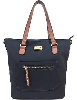 010fcbf006fe Amy Beautiful Italian Styled Handbag for Ladies Tote Bag with Detachable  Adjustable Shoulder…