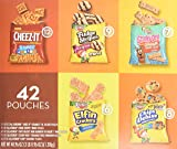 Keebler 42 Pouch Cookie & Cracker Assortment Box