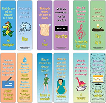 30-Pack Professionals Party Favors Supplies Science Teachers Creanoso Funny Chemistry Puns Bookmarks Men /& Women Stocking Stuffers Gift for Chemists Teens Science Class Rewards