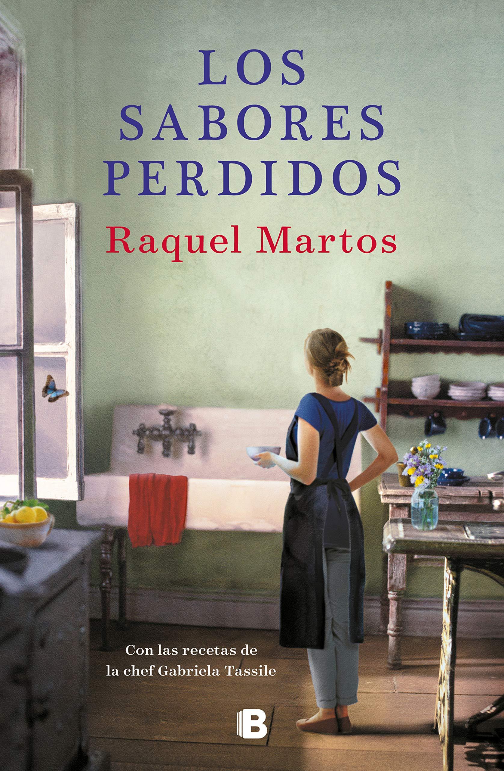Los sabores perdidos (Grandes novelas): Amazon.es: Martos, Raquel, Tassile, Gabriela: Libros