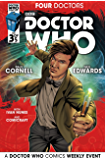 Doctor Who 2015 Event: The Four Doctors #3 (Doctor Who: 2015 Event: Four Doctors)